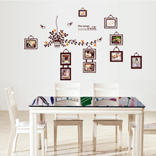 Sell like hot cakes on the new wall stick three generations can remove home sitting room photograph wall stickers manufacturers