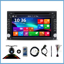 2din car dvd HD Digital TV DVB-t ISDB-t (optional) Car CD Navigation GPS Player Stereo USB In Dash Radio Media SD Map PC