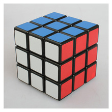 Classic Toys Cube3x3x3 PVC Sticker Block Puzzle Speed Magic Cube Colorful Learning&Educational Puzzle Cubo Magico Toys