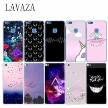 563E Hard Case Cover for Huawei P8 P9 P6 P7 P10 Lite PLUS for Honor 8 LITE 6 7 G7 4C 4X Stars And Planets Space alien