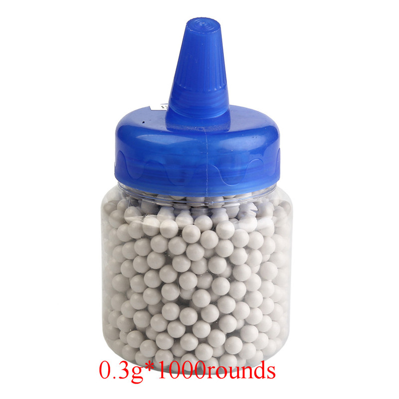 5000 Rounds Tactical Shooting Paintball BB Balls23