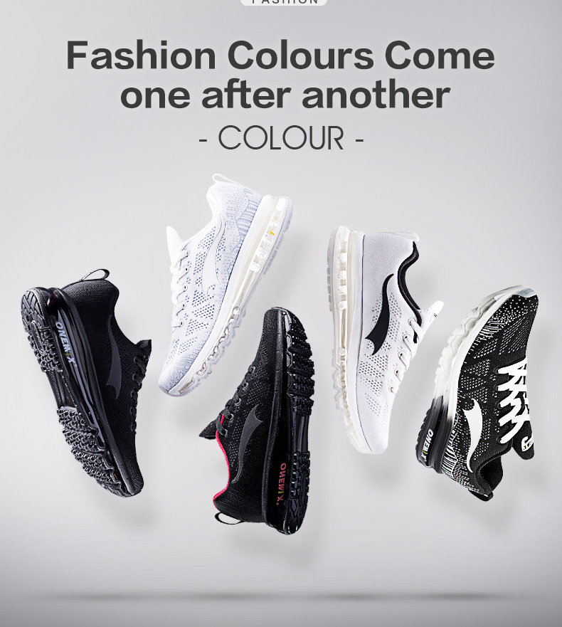 ONEMIX Men Running Shoes Fashion Casual Outdoor Jogging Air Cushioning Gym Fitness Sneakers Max 12 5