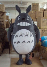 Totoro Plush Mascot Costume Adult Size Fancy Dress Suit Free Shipping