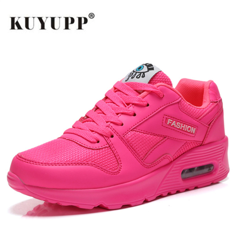 2017 Spring Autumn Women Running Shoes Breathable Sport Shoes Female Sneakers Pu+Fabric zapatillas deportivas mujer running B38<br><br>Aliexpress