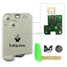 Best Price Professional for Renault Laguna 2 Key Card 433MHz for Renault Laguna Key Card Fast Shipping !!!