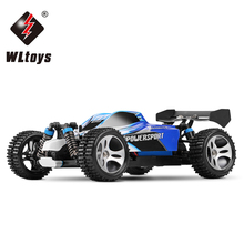 RC Car WLtoys A959 2.4G 1/18 Scale Remote Control Off-Road Racing Car High Speed Stunt SUV Toy Gift For Boy RC Mini Car Kid Gift(China)