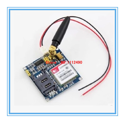 2PCS New SIM900A  Kit Wireless Extension Module GSM GPRS Board Antenna Tested Worldwide Store<br><br>Aliexpress