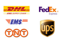 Extra shipping cost for EMS, DHL,FEDEX,TNT,UPS