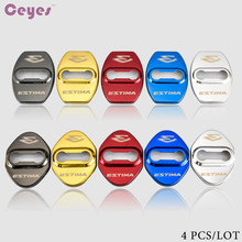 Ceyes Car Styling JDM Excellent Case For Toyota Estima Esquire Corolla Avensis Noah Wish Car-Styling Car Stickers Accessories(China)