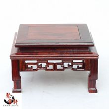 wood carving rosewood household act the role ofing is tasted of Buddha vase basin handicraft furnishing articles on sale(China)