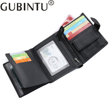 Bank ID Business Credit Card Holder Auto Car Genuine Leather Document Passport Cover Men Wallet Bag Purse Porte Carte Cardholder