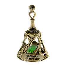 """The bell amulet of victory"" .archaize home / office decoration crafts. New Metal Church bell .nice charm holiday unique gifts.(China)"