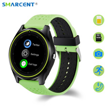 Buy Bluetooth Smart Watch V9 DZ09 Camera Smartwatch Pedometer Health Sport MP3 Clock Hours Men Women Smartwatch Android IOS for $19.99 in AliExpress store