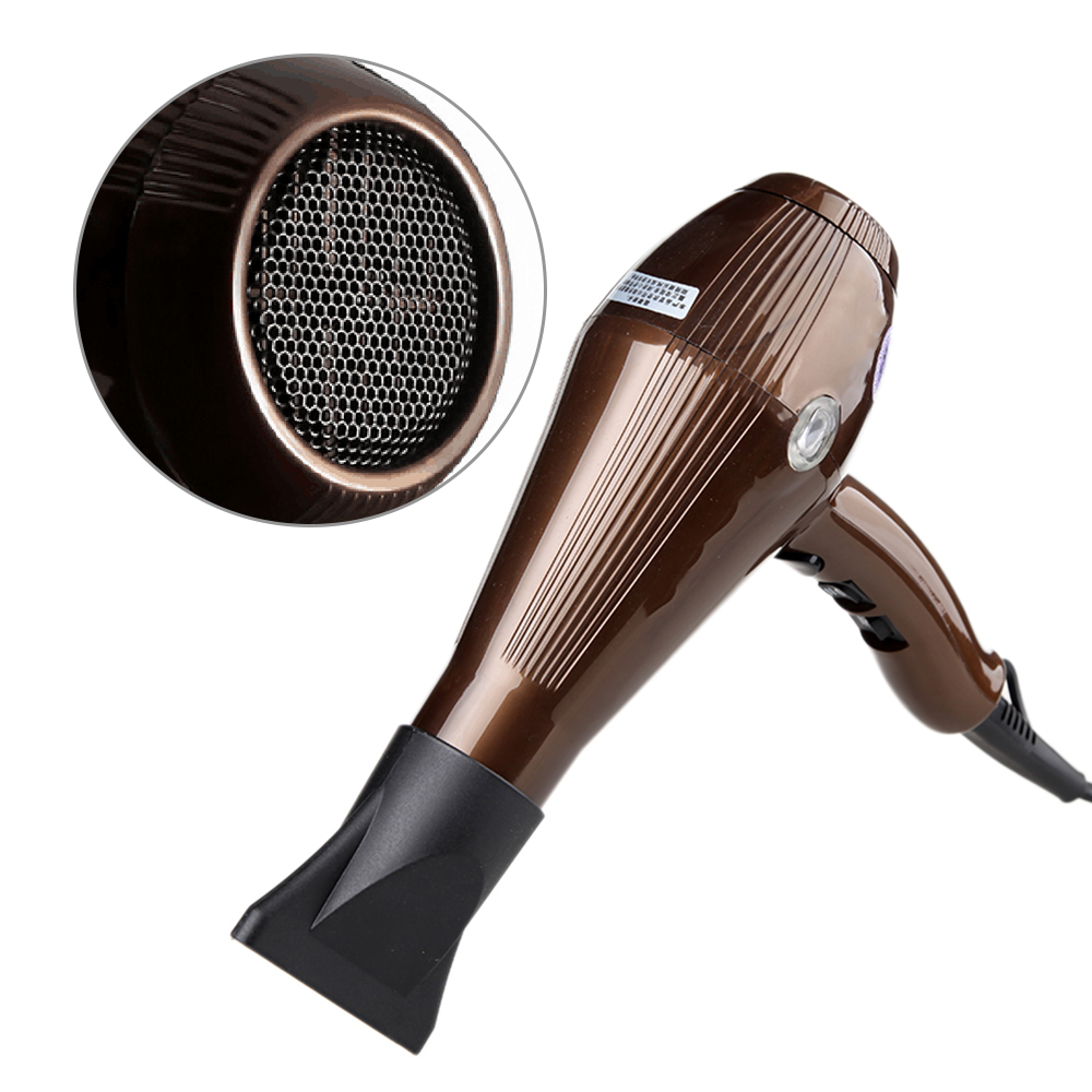 Blower Styling Tools Professional Salon Low Noise Hairdresser Hair Dryer High Power 220V EU/UK Plug for 2300W Styling Tool<br>