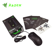 New Original Razer Mamba Tournament Edition Wired Gaming Mouse 16000 DPI 5G Laser Chroma Light Ergonomic Gaming Mouse for Gamer(China)