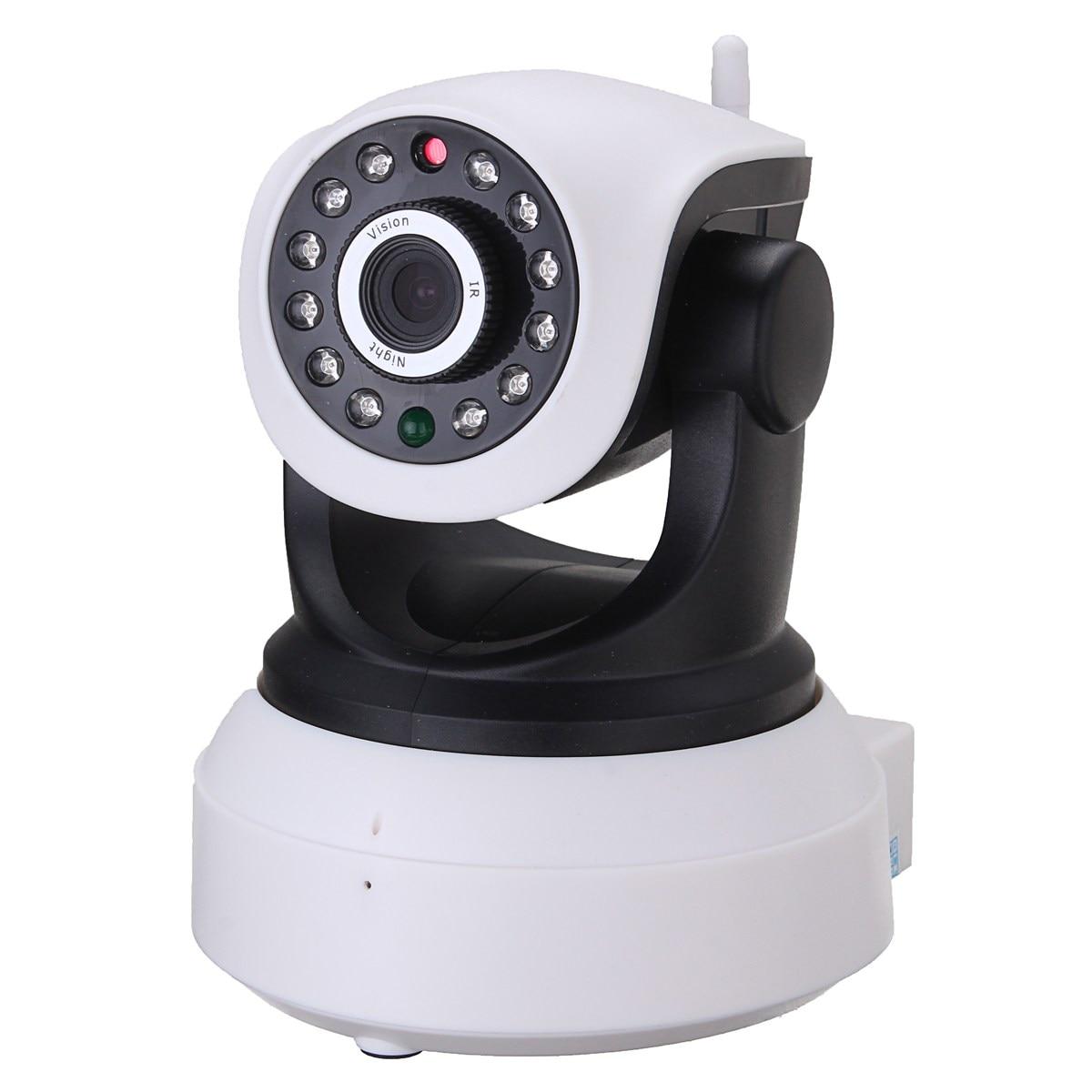Safurance Wireless IP Camera 720P Pan Tilt Network Security Night Vision WiFi Webcam Home Safety Surveillance<br>