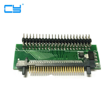 "50PIN 1.8"" Micro Drive to 2.5 44pin IDE Adapter Adaptor for Toshiba Hard Disk Drive(China)"