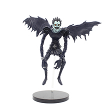 "Chanycore Anime Original Death Note Deathnote Ryuk Ryuuku 18cm 7"" Statue Figure Toy Loose New X'mas PVC Action Figure Model toys"
