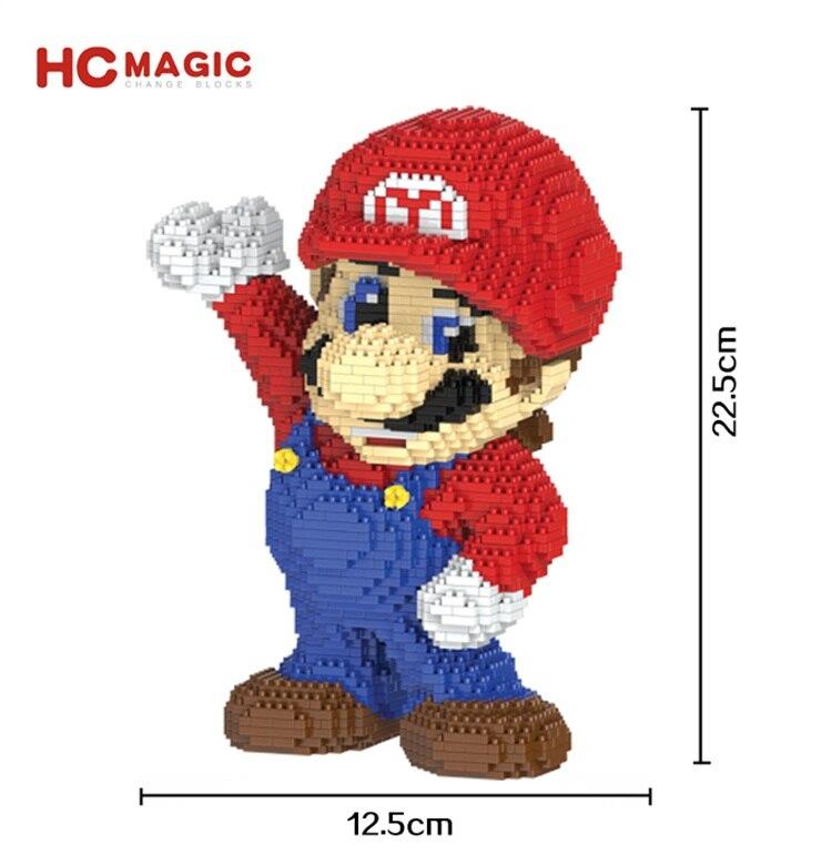 HC magic Blocks Mario 1005-1