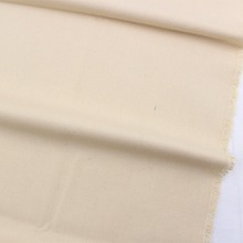 16628-4F, New listing! Monochrome linen fabric, plain weave fabric sewn textile fabric 140 cm, garment accessories.