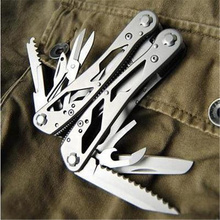 Multi Plier Ganzo Tool in One Multi Hand Tool Pliers Convenient Portable Screwdriver Kit multi Folding Knife Instruments