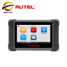 2017 latest Original Autel Maxidas DS808 Online Update Automotive diagnostic-tool DS 808 Scanner UPDATE VERSION from Autel DS708(China)