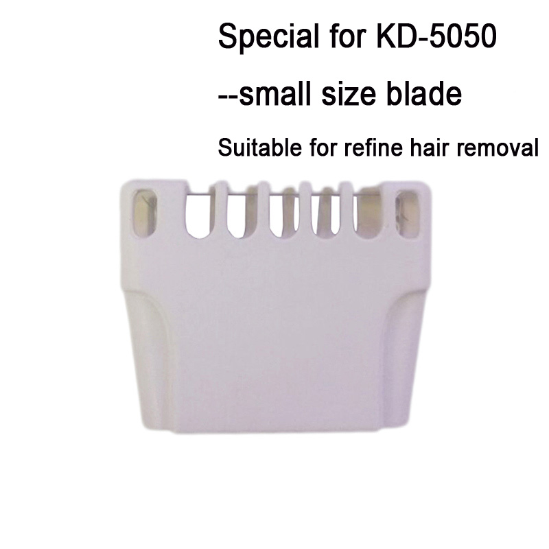Thermal hair removal epilator machine KD-5050 Accessories small size blade(China)