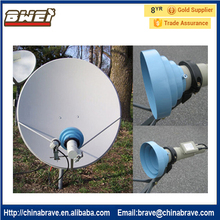 c band bracket aluminum Conical Scalar Ring Kit for offset satellite dish antennas(China)