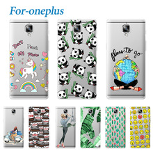 Nice Soft Case For Oneplus One Plus 3 3T Phone case Silicone Soft TPU Back Cover Phone Cases For OnePlus3 3T A3000 Case 5.5 inch