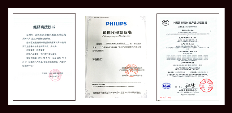 certification car camera