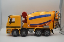 Extra Large 1:22 Inertia simulation concrete cement mixer truck toys children's toys(China)
