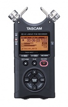 New Hot Original Tascam dr-40 handheld digital voice recorder professional recording pen with 4GB