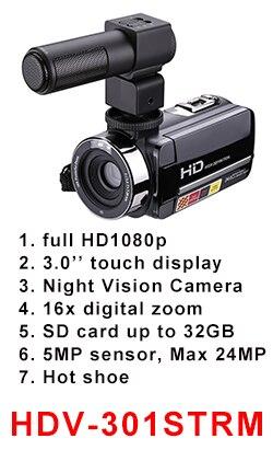 HDV-301STRM
