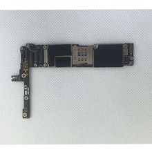100% Original unlocked for iphone 6 plus Motherboard without Touch ID,16gb for iphone 6 plus Mainboard