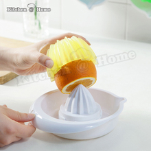 Creative manual juicer fruit squeezer home mini orange juice is pressed lemon juicer fruit vegetable tools K408(China)