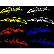 2Pcs/set Car Stickers 3Dreflective Decal Car-covers Motorcycle Scratch Car Styling Waterproof Stickers Gift Auto Accessories
