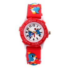 Fashion MINI watch 3D penguin watch silicone sport wristwatches Quartz Ladies watch 1pc+free shipping