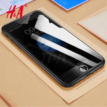 Buy H&A 3D Soft Plastic Edge Coated Curved Tempered Glass iPhone 7 8 6 6s Plus Screen Protector Film iPhone 8 7 Plus Glass for $1.29 in AliExpress store