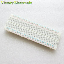 Breadboard 830 Point Solderless PCB Bread Board MB-102 MB102 Test Develop DIY New Wholesale W(China)