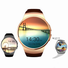 Buy Popular KW18 Bluetooth Smart Watch Phone Full Screen Support SIM TF Card Smartwatch Heart Rate Apple IOS Huawei Android for $56.83 in AliExpress store