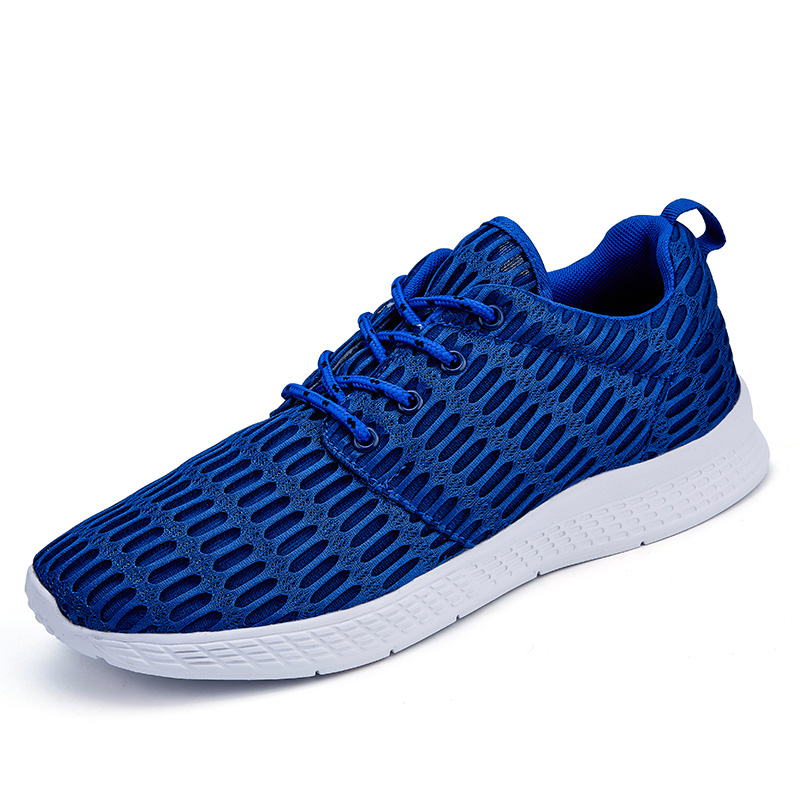 2017 Women Casual Shoes Summer Mesh Lovers Trainers Shoes Brand Light Breathable Fashion Women Shoes Plus Big Size EUR48<br><br>Aliexpress