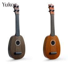 41cm Ukelele Guitar Kids Simulation Wood Grain Music Art Educational Instrument
