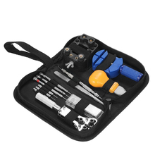 Professional 30PCS Watch Repair Tool Kit Case Opener Band Link Remover Screwdrivers Watchmaker Tool Set(China)