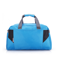 2017 hot sale New Arrival Nylon Waterproof Sport Bag For Women Fitness Gym Men Outdoor Travel Sports Training Portable Handbag(China)