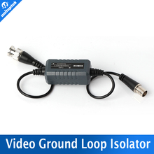 New HD Coaxial Video Ground Loop Isolator Built in Video Balun Compatible With Only 720P HDCVI CAMERA