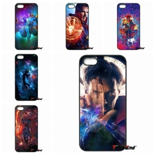 For Motorola Moto E E2 E3 G G2 G3 G4 PLUS X2 Play Style Blackberry Q10 Z10 Marvel Doctor Strange plastic Phone case Cover Capa