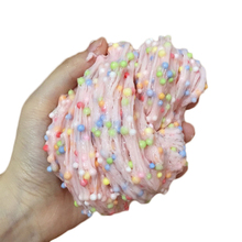 1pc Ramen Clay Toy Snow Crystal Rubber Mud Decompression Venting Toys Plasticine Colored Clay Intelligent Plasticine Slime Toys