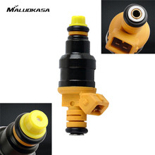 MALUOKASA Matched Flow Auto Fuel Injector Auto Spare Part For Ford 1991-2002 Cars /Trucks 4.6L 5.0L 5.4L 5.8L V8 0280150943