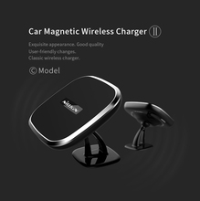 Magnetic Qi wireless charger Original Nillkin Magnetic Car Phone Holder Stand for iPhone Nokia Samsung wireless Car charger