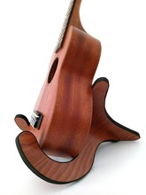 Wooden Foldable Instrument Stand Holder Supporter for Ukulele Mandolin Violin